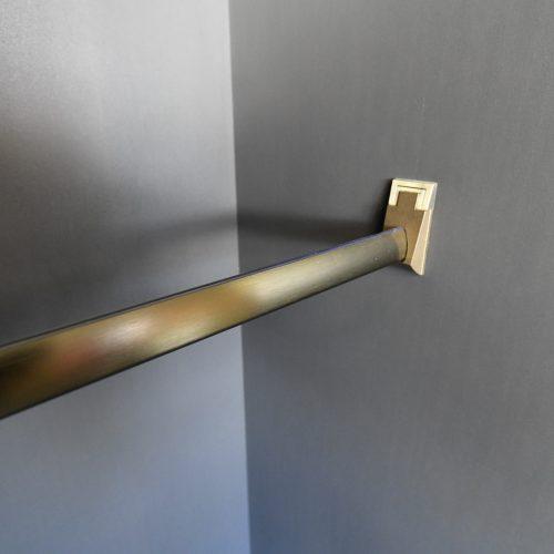 Deluxe hardware bronze hanger Ultimate Building Supplies